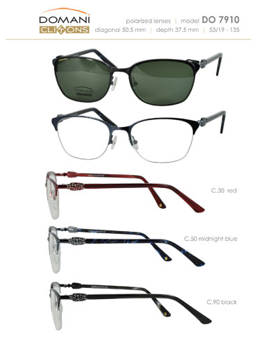 domani do7910 clip on eyecare plus corrimal
