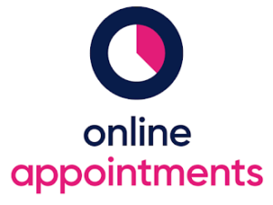 Book an online appointment 24/7