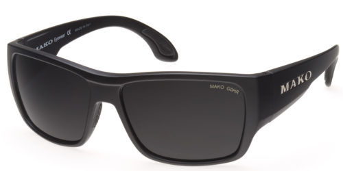 MAKO 9596/COVERT MO1 BLK MATT PC GREY
